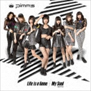Pimm's/Life is a Game/My Soul (Gekiヤver.)(タイプA)(CD)