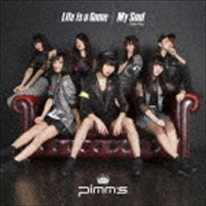 Pimm's/Life is a Game/My Soul (Gekiヤver.)(タイプB)(CD)