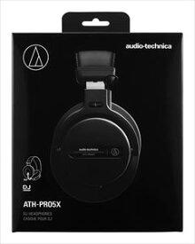 【DJ HEADPHONE】audio-technica/DJヘッドホン/ATH-PRO5X BK