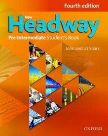 New Headway 4/E Pre-Intermediate Student's Book