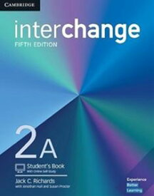Interchange 5th Edition Level 2 Student's Book A with Online Self-Study