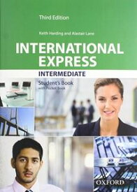 International Express 3rd Edition Intermediate Student Book with Pocket Book