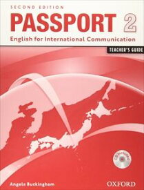 Passport 2nd Edition Level 2 Teacher's book with CD-ROM
