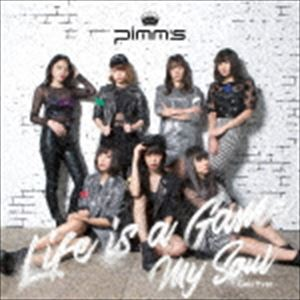 Pimm's/Life is a Game/My Soul (Gekiヤver.)(タイプC)(CD)