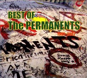 ザ・パーマネンツ/BEST OF The PERMANENTS(CD)