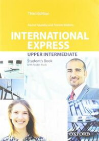 International Express 3rd Edition Upper-Intermediate Student Book with Pocket Book
