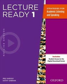 Lecture Ready 2nd Edition Level 1 Student Book Pack