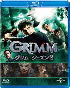 GRIMM/グリム シーズン2 ブルーレイ バリューパック [Blu-ray]