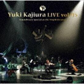 梶浦由記 / Yuki Kajiura LIVE TOUR vol.#15 〜Soundtrack Special at the Amphitheater〜 [CD]