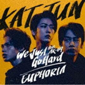 KAT-TUN / We Just Go Hard feat.AK-69/EUPHORIA(初回限定盤1/CD+Blu-ray) [CD]