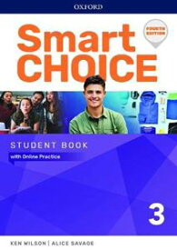 Smart Choice 4/E Level 3 Student Book with Online Practice