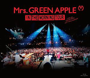 【LIVE映像】 Mrs.GREEN APPLE/In the Morning Tour - LIVE at TOKYO DOME CITY HALL 20161208