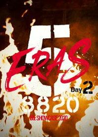 B'z SHOWCASE 2020 -5 ERAS 8820- Day2 (初回仕様) [Blu-ray]