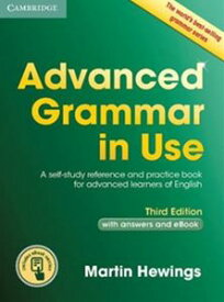Advanced Grammar in Use 3rd Edition Book with Answers and Interactive eBook