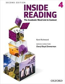 Inside Reading 2nd Edition Level 4 Student Book