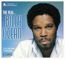 輸入盤 BILLY OCEAN / REAL [3CD]