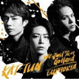 KAT-TUN / We Just Go Hard feat.AK-69/EUPHORIA(初回限定盤3/CD+Blu-ray) [CD]