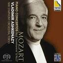 ヴラディーミル・アシュケナージ(p・cond)/モーツァルト:ピアノ協奏曲第9番 「ジュノム」 &第27番(CD)