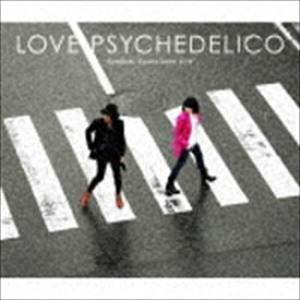 LOVE PSYCHEDELICO / Complete Singles 2000-2019 [CD]