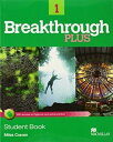 Breakthrough Plus 1 Student's Book + Digital Student Book Pack