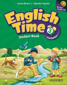 English Time 2nd Edition Level 3 Student Book with Student CD Pack