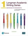 Longman Academic Writing Series: 1 Student Book with Online Resources (2/E)