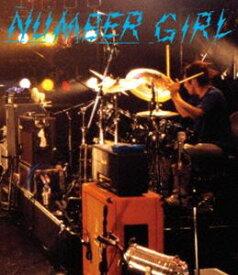 ナンバーガール/NUMBERGIRL映像集 [Blu-ray]