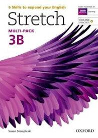Stretch Level 3 Student Book & Workbook Multi-Pack B