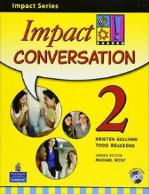 Impact Conversation Level 2 Student Book with Self-Study CD