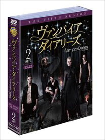 ヴァンパイア・ダイアリーズ〈フィフス・シーズン〉 セット2 [DVD]