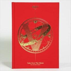 輸入盤 WAYV / 2ND MINI ALBUM : TAKE OVER THE MOON [CD]