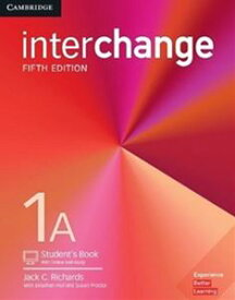 Interchange 5th Edition Level 1 Student's Book A with Online Self-Study