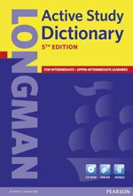 Longman Active Study Dictionary 5th Edition Paperback with CD-ROM