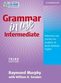 Grammar in Use Intermediate 3rd Edition Student's Book without answers and CD-ROM