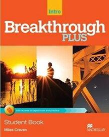 Breakthrough Plus Intro Student's Book + Digital Student Book Pack