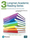 Longman Academic Reading Series 3 Student Book with online resources