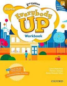Everybody Up 2nd Edition Starter Workbook with Online Practice