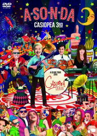 CASIOPEA 3rd/A・SO・N・DA 〜A・SO・BO TOUR 2015〜 [DVD]