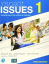 Impact Issues 3/E Student Book 1 with Online Code