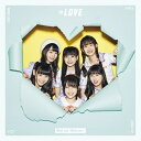 =LOVE / Want you! Want you!(TYPE-A/CD+DVD) (初回仕様) [CD]
