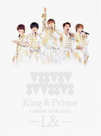 King & Prince CONCERT TOUR 2020 〜L&〜(初回限定盤) [Blu-ray]