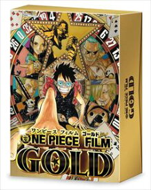 ONE PIECE FILM GOLD DVD GOLDEN LIMITED EDITION [DVD]