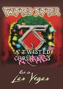 【輸入版】TWISTED SISTER ツイステッド・シスター/TWISTED CHRISTMAS : LIVE IN LAS VEGAS(DVD)