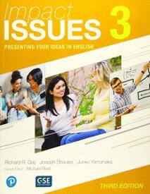 Impact Issues 3/E Student Book 3 with Online Code