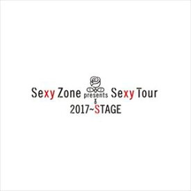 Sexy Zone Presents Sexy Tour 〜 STAGE(DVD初回限定盤) [DVD]