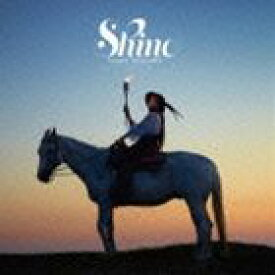 平原綾香 / Shine -未来へかざす火のように- [CD]
