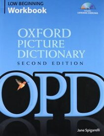 Oxford Picture Dictionary 2nd Edition Low Beginning Workbook