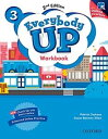 Everybody Up 2nd Edition Level 3 Workbook with Online Practice