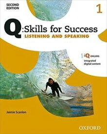 Q: Skills for Success 2E: Listening & Speaking: Level 1 SB