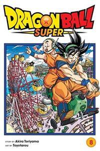 Dragon Ball Super Vol. 8/ドラゴンボール超 8巻